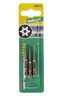 Solid Safety Screwdriver Blade Set, Torx with Hole