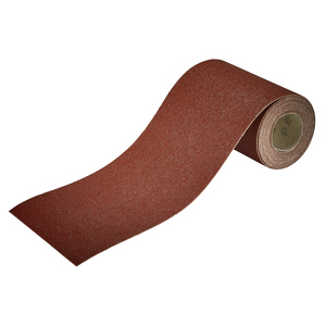 Easy-Fix Sandpaper Roll for Wood/Metal 4 m x 115 mm