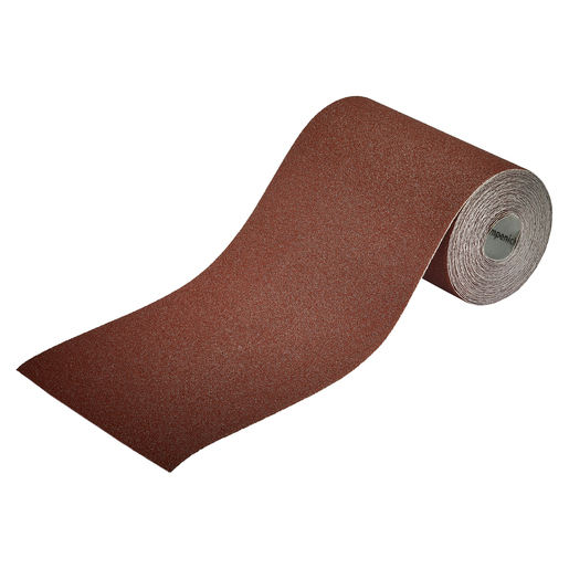 Sandpaper Roll for Wood/Metal 5 m x 115 mm