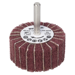 Flap Wheel Burnishing Mop