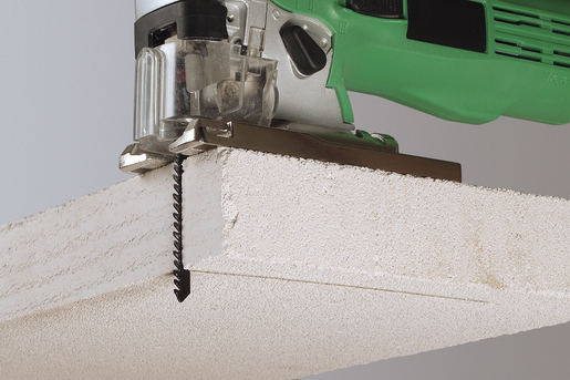 Tungsten Carbide-Tipped Jigsaw Blade; T-shank; gypsum plasterboard, aerated concrete; rough cut