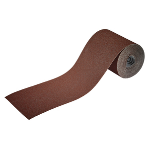 Sandpaper Roll for Wood/Metal 5 m x 93 mm