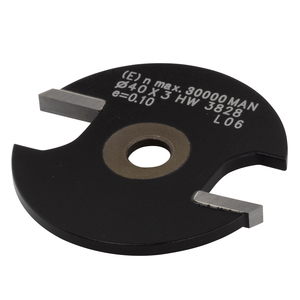TCT Disc Groove Cutter