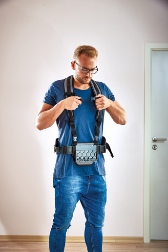 Carrying Belt System