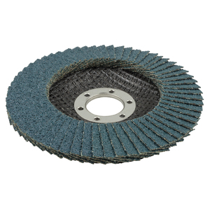 Lamellar Flap Disc for angle grinders