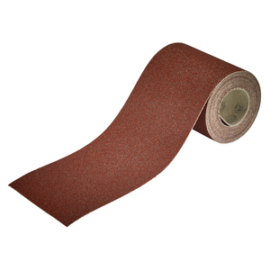 Easy-Fix Sandpaper Roll for Wood/Metal 4 m x 93 mm