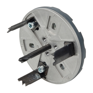 Adjustable Hole Saw, for Electrical Installations