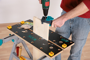 MASTER 200 Clamping and Working Table