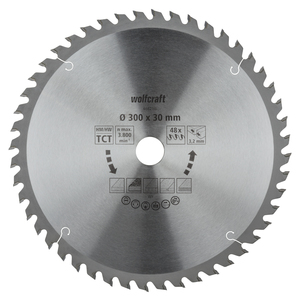 Circular Table Saw Blades, orange series (fine, clean cuts)