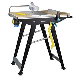 MASTER cut 1500 Work and Machine Table