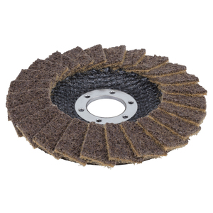 Fibre Lamellar Flap Disc, rough