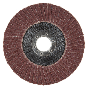Lamellar Flap Disc for metal, corundum