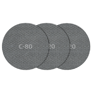 Easy-Fix Sanding Pad Set for plasterboard, Ø125mm