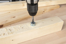 Wood Twist Drill Bit With Depth Stop